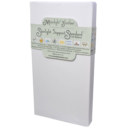 Moonlight Slumber Starlight Support All Foam Crib Mattress