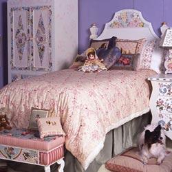 Rosedale Mosaic Bed