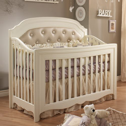 Natart Allegra Convertible Crib