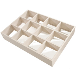 Natart Domino Storage Trundle