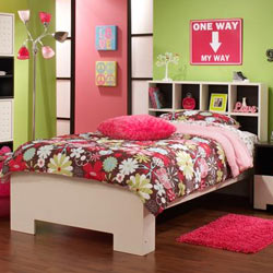 Natart Domino Twin Bed