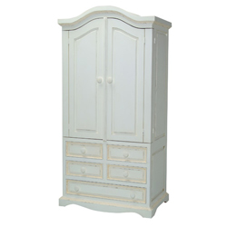 Newport Cottages Victorian Armoire