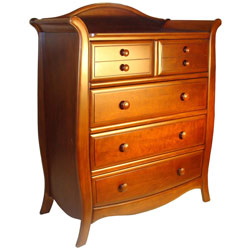 Natart Madison 5 Drawer Dresser