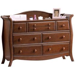 Natart Madison Double Dresser