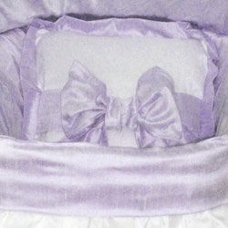 Lilian Lavender Pillow