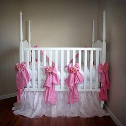 Olena Boyko Nicolette Crib Bedding
