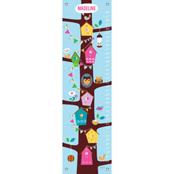 Branches and Birds Growth Chart