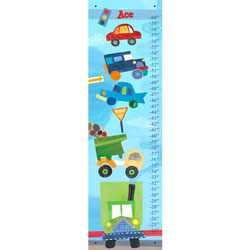 Oopsy Daisy/No Boundaries On the Road Growth Chart