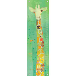 Oopsy Daisy/No Boundaries Grow Growth Chart