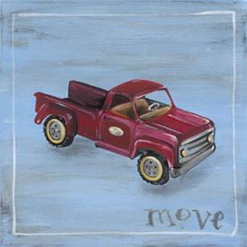 Move Canvas Art