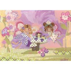 Oopsy Daisy/No Boundaries Fairy Tea Time Wall Art
