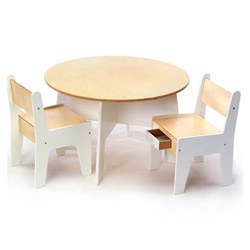 Offi Play-A-Round Activity Table and Chair Set
