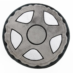 Teyo's Tires Decorative Pillow