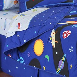 Olive Kids Out of This World Twin Sheet Set