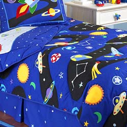 Olive Kids Out of This World Twin Comforter