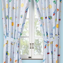 Olive Kids Out of This World Drapes
