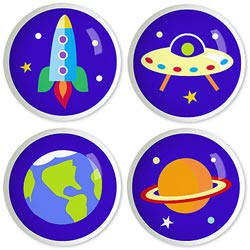Olive Kids Out of This World Drawer Knobs