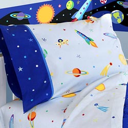 Olive Kids Out of This World Pillowcase