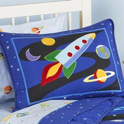 Olive Kids Out of This World Sham