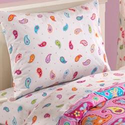 Olive Kids Paisely Dreams Toddler Sheet Set