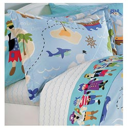 Olive Kids Pirates Sham