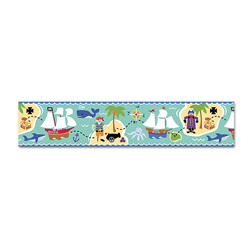 Olive Kids Pirates Wall Border