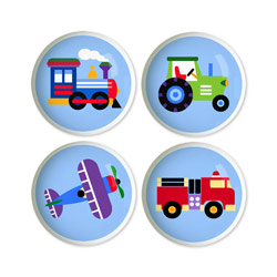 Olive Kids Trains, Planes and Trucks Drawer Knobs