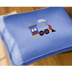 Olive Kids Trains, Cars and Trucks Floor Pillow