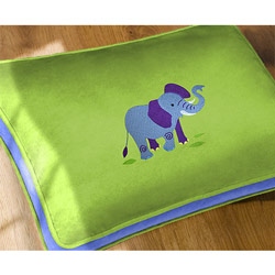 Olive Kids Wild Animals Floor Pillow