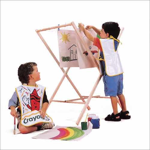 Whitney Brothers Paint Drying Rack