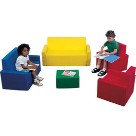 Children's Parlor Seating Group