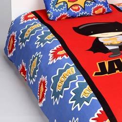 Personalized Batman Duvet