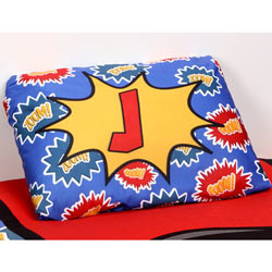 Personalized Batman Pillowcase