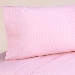 Polka Dot Princess Sheet Set