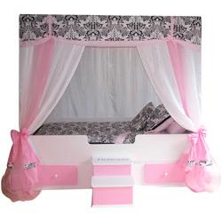 Princess Sophia Canopy Bedding