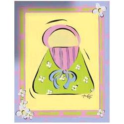 Art4Kids/Creative Images Petite Purse Wall Art