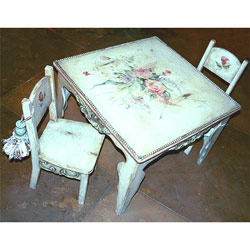 Camelot Table and Chairs Set