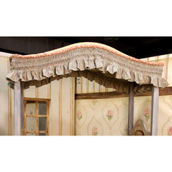 Storytime Crib Canopy and Topper