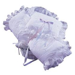 Baby Doll Elegant Baby Blanket Set
