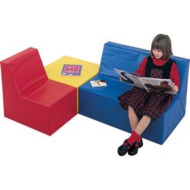 Children's Play Seating Set