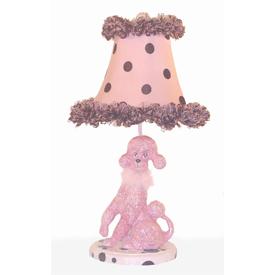 Just Too Cute Fifi Poodle Lamp