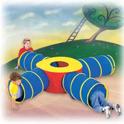 Pacific Play Tents Tunnel of Fun Junction Set