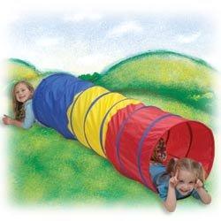 Pacific Play Tents Find Me Multi Color Tunnel