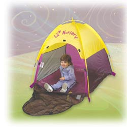Pacific Play Tents Lil' Nursery Tent