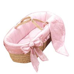 Baby Doll Prima Donna Moses Basket