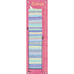 Oopsy Daisy/No Boundaries Princess And The Pea Growth Chart