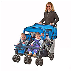 Foundations Quad Stroller
