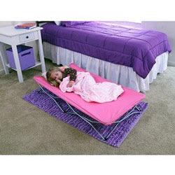 My Cot Portable Toddler Bed - Pink