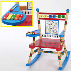 Levels Of Discovery Children's Musical Rocker