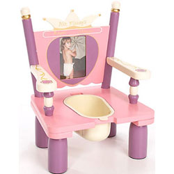 Levels Of Discovery Her Majesty's Throne Potty